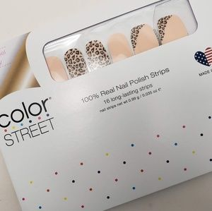 COLOR STREET Trend Spotted Nail Strips